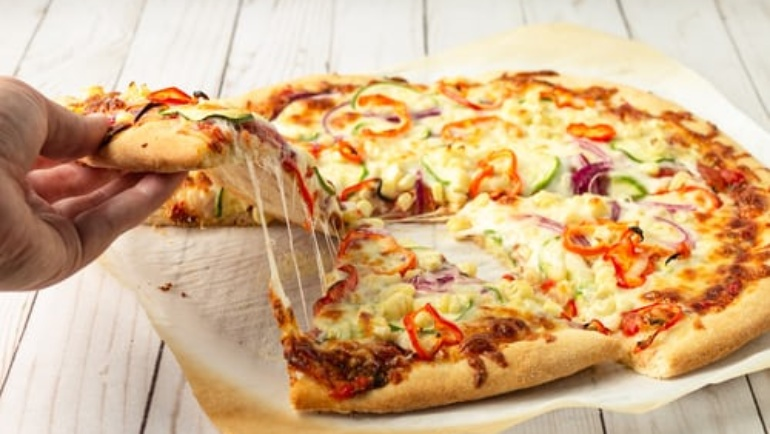 The Evolution Of Pizza, Garden grove