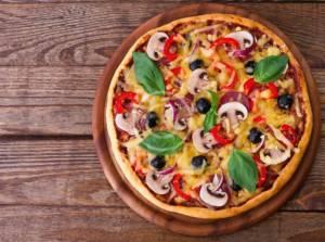 Pizza toppings Garden grove