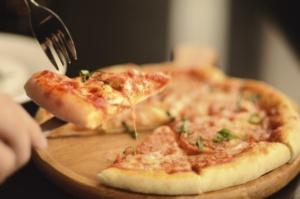 Pizza Perrys restaurant in Graden groove CA